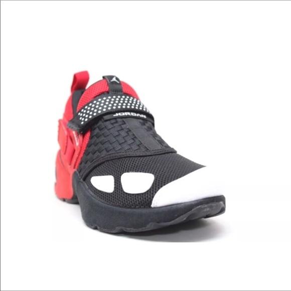 Nike Other - Nike Air Jordan Trunner in Red, Black and White.